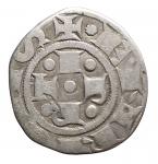 D/ Zecche Italiane -Bologna.Repubblica. 1191-1337.Bolognino grosso.AG.B.362.Peso gr. 0,95. MB+.