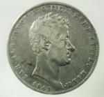 D/ Casa Savoia. Carlo Alberto. 1831-1849. 5 Lire 1847. Genova. Peso 24,80 gr. BB+.