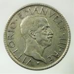 D/ Casa Savoia. Vittorio Emanuele III. 20 Lire Littore 1927 Anno VI. Gig.36. Peso 14,95 gr. BB.