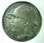 D/ Casa Savoia. Vittorio Emanuele III. 20 Lire 1928. Montenegro 76-M148-P680. MB\BB. NC.