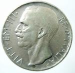 D/ Casa Savoia. Vittorio Emanuele III. 1900-1946. 10 lire 1926 Biga. Ag. Migliore di BB. R.