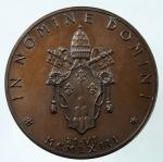 R/ Medaglie. Vaticano. Paolo VI. Anno I. Ae. Peso 31,95 gr. Diametro 34,00 mm.FDC.