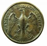 R/ Medaglie. Modena. Cesare Ignazio D'este. 1653–1713.1687. AE.D/ CAESAR IGNAT PRIN AESTENSIS. R\ CANDORE ET CONSTANTIA. OPUS G. BOCC. 163. Peso gr. 29,00. Diametro mm. 42.RRR.