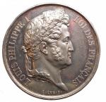 D/ Medaglie - Francia. Louis Philippe I. Medaglia 1843. Ag.Peso gr 37,2. Diametro mm 41. qFDC-FDC. Ottimo esemplare.
