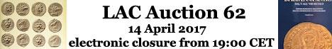 Banner LAC Auction 62