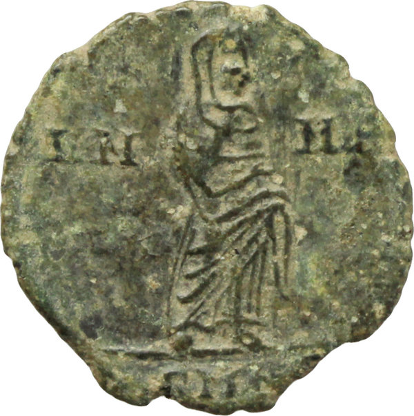 Reverse image of coin 126