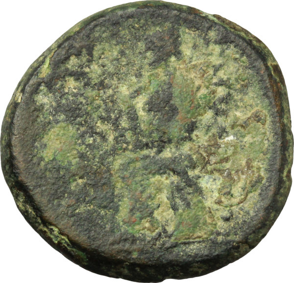 Reverse image of coin 21