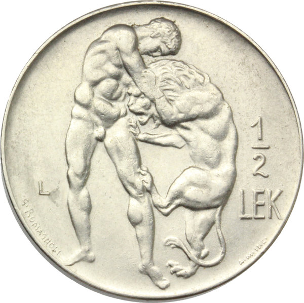 Reverse image of coin 287