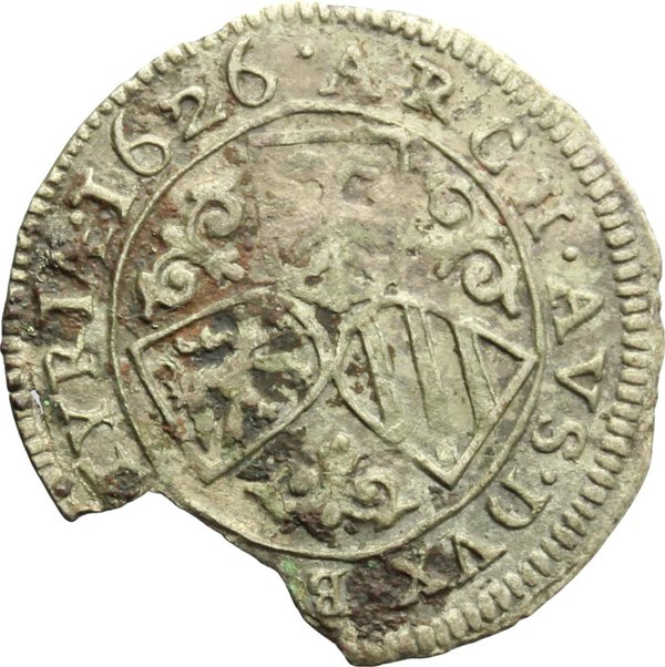Reverse image of coin 290