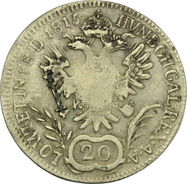 Reverse image of coin 292