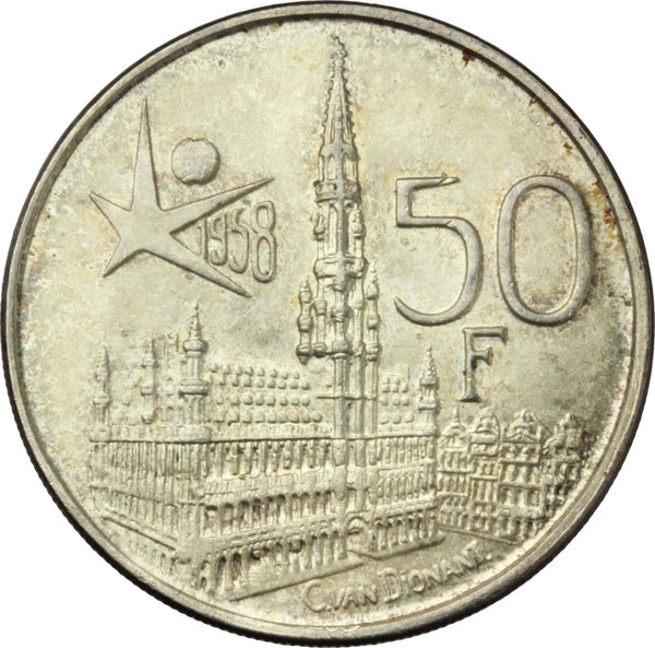 Reverse image of coin 298