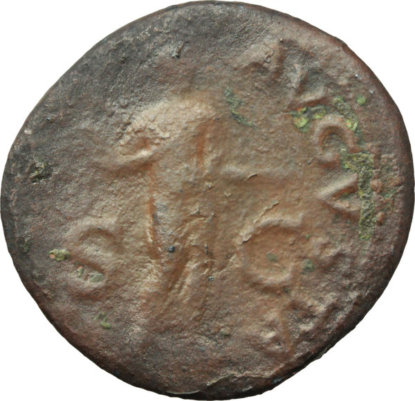 Reverse image of coin 35