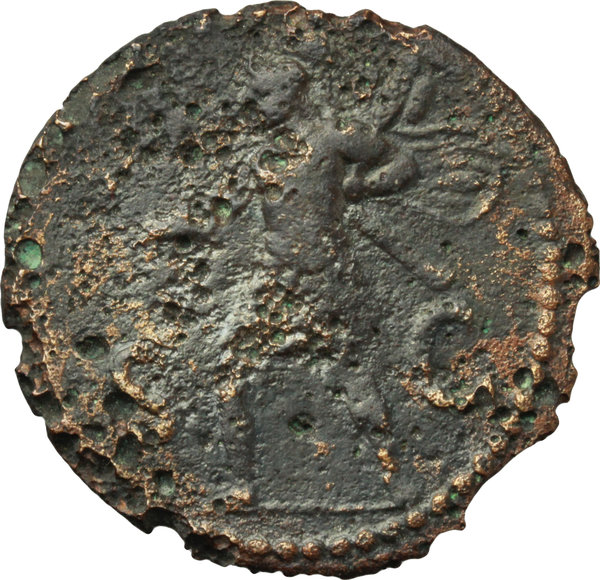 Reverse image of coin 46