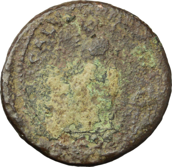 Reverse image of coin 53