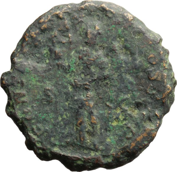 Reverse image of coin 62
