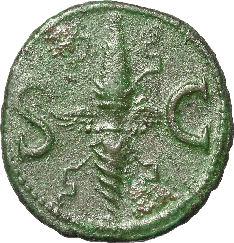 Reverse image of coin 294
