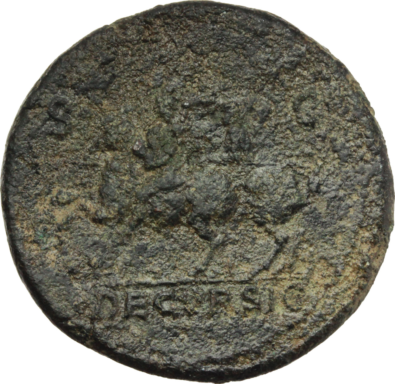 Reverse image of coin 299
