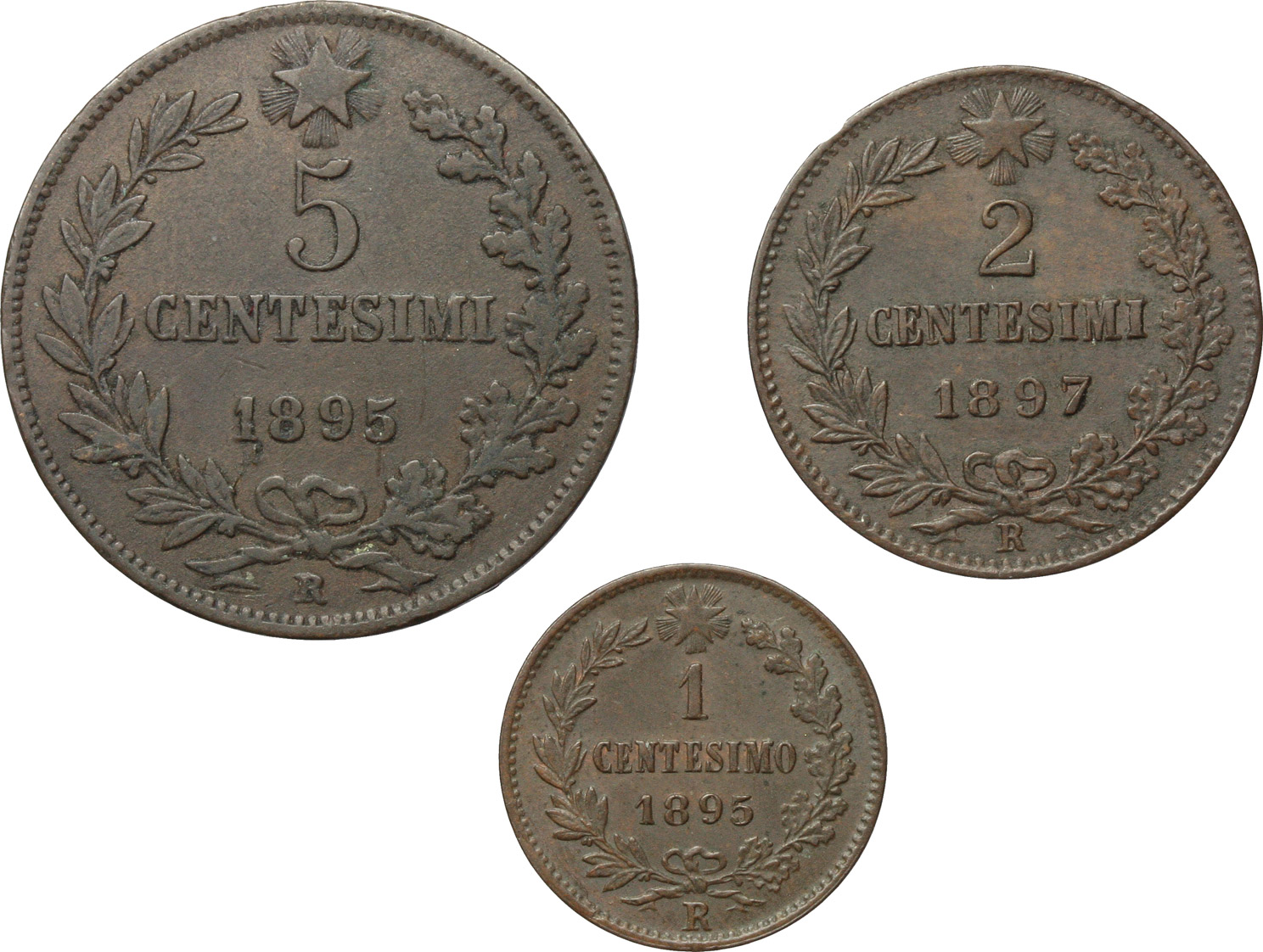 Reverse image of coin 661