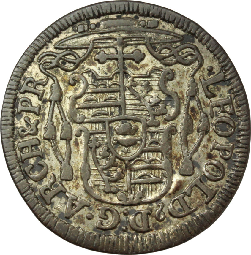 Reverse image of coin 689