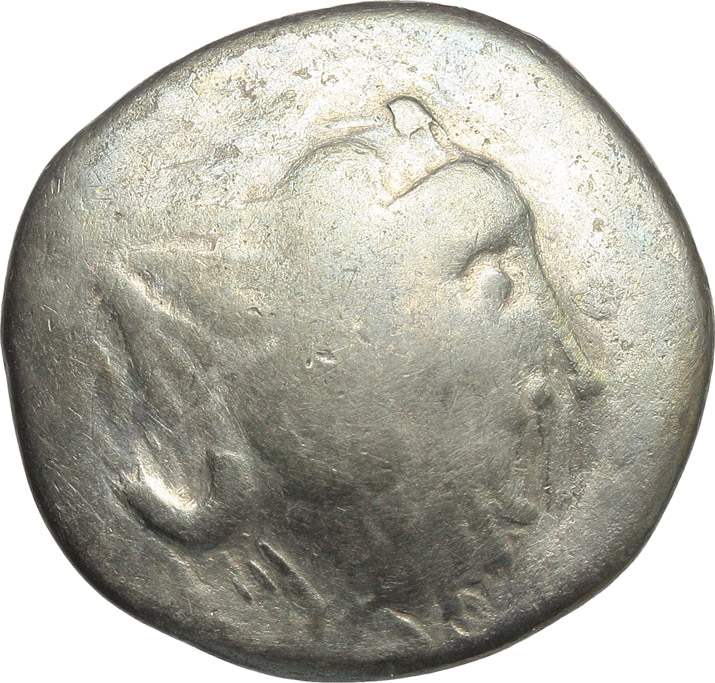 Ar Didrachm 200 Bc Danube Region Imitating Philip Ii Of Macedon Celtic