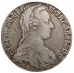 D/ Monete Estere - Austria. Maria Teresa. Tallero 1780. AR. Peso gr. 27,93. Diametri mm. 41,08. BB. Patina.