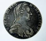 D/ Monete Estere. Austria. Vienna. Maria Teresa. 1740-1780. Tallero 1780. AG. Peso 28,20 gr. qBB.