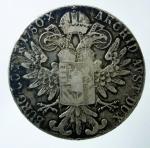 R/ Monete Estere. Austria. Vienna. Maria Teresa. 1740-1780. Tallero 1780. AG. Peso 28,20 gr. qBB.