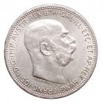 D/ Monete Estere - Austria. 1 Corona 1916. Ag. qFDC-FDC. Fondi lucenti.