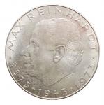 D/ Monete Estere - Austria. 25 Scellini 1973. Ag. FDC/FS. Segnetti.