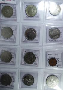D/ Monete Estere. Russia\Unione Sovietica. Lotto di 12 Monete. Mediamente qSPL.g.f.