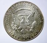R/ Monete Estere. USA. Mezzo dollaro 1964. Ar. Peso 12,66 gr. BB+.