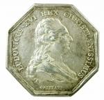 D/ Medaglie. Francia. Luigi XVI. 1783. FIT ETIAM FORTIOR PRUDENT. BB+.