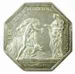 R/ Medaglie. Francia. Luigi XVI. 1783. FIT ETIAM FORTIOR PRUDENT. BB+.