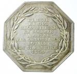R/ Medaglie. Francia. 1830. Medaglia per la ricostituzione della Manifattura Reale Des Glaces de St.Gobain. BB+.