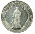 R/ Medaglie. Svizzera. Lucerna. 1903. Santa Barbara Protettrice dei Minatori Difendeteci. R\ ELEKTRIZITATSWERK LUZERN ENGELBERG. FDC.
