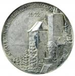 D/ Medaglie. Svizzera. Cantone San Gallo. Festa Cantonale degli Schutzen 1912. SPL.