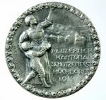 D/ Medaglie. Svizzera. Lucerna. Festa Cantonale degli Schutzen 1913.