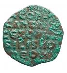 R/ Bizantini - Costantino VII. 913-959 d.C. Follis. AE. Costantinopoli. D/ CONSTANT CE ZOH b. I busti di Costantino e Zoe coronati di fronte. L'imperatore indossa Ioros, la madre una clamide. Al centro croce patriarcale. R/ +CONS/TANTINO/C E ZOH bA/ SILIS RO/MEON in cinque righe. Sear 1758. D.O. 22. Peso gr. 6,22. Diametro mm. 24,4. BB. Intonso. Patina con sedimenti verdi.