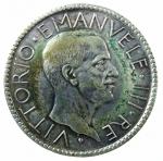 R/ Casa Savoia. Vittorio Emanuele III. 20 Lire 1927. Ag. Pagani 672. BB+. NC.
