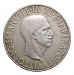 R/ Casa Savoia - Vittorio Emanuele III. 1900-1943. 10 Lire 1936. AR. Pagani 700. MIR 1133a. BB-SPL. Colpi al bordo.