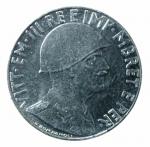 D/ Casa Savoia. Vittorio Emanuele III. Albania. 0,20 Lek 1940 anno XVIII. Magnetica. qSPL.