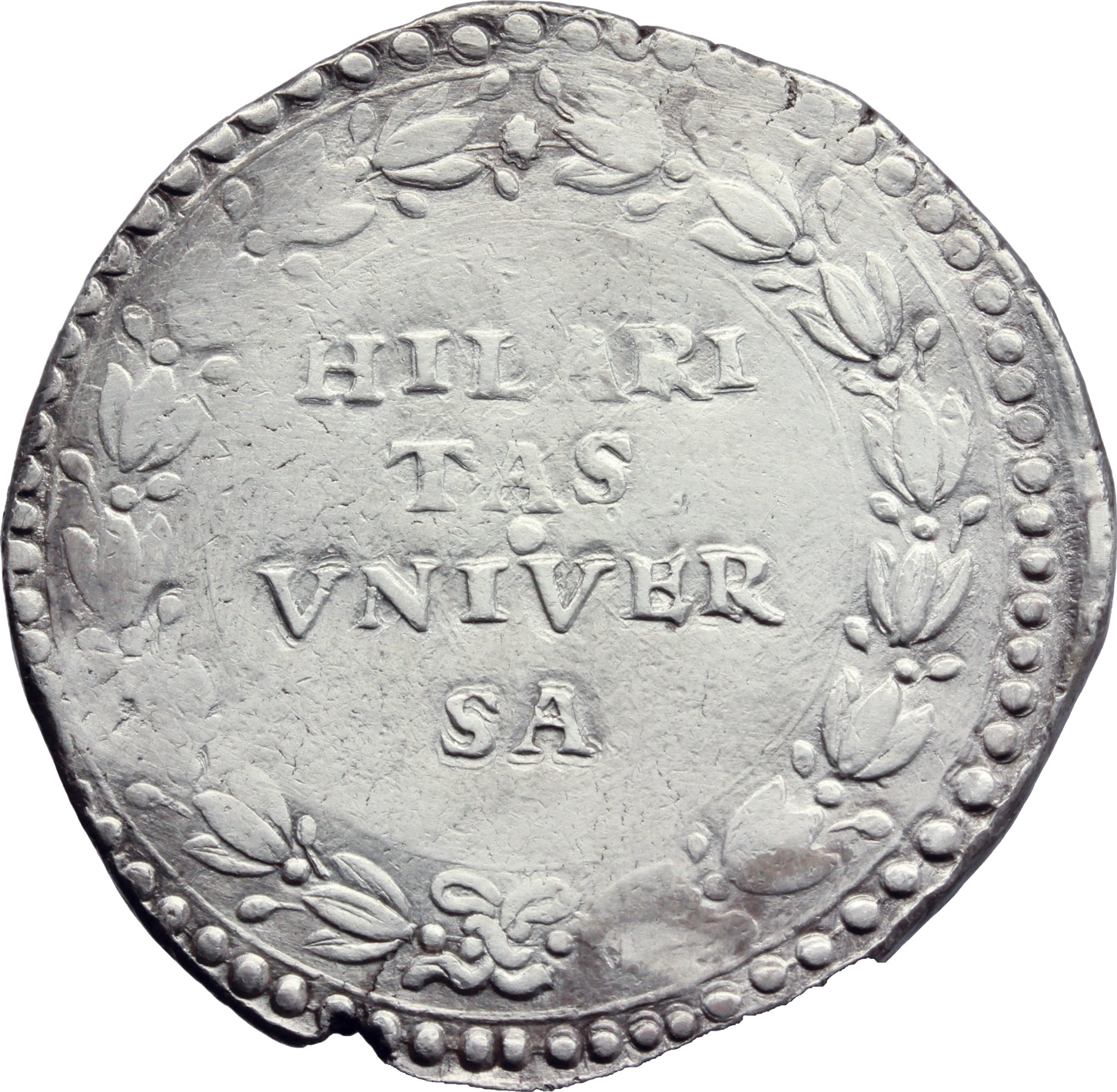 Reverse image of coin 1019