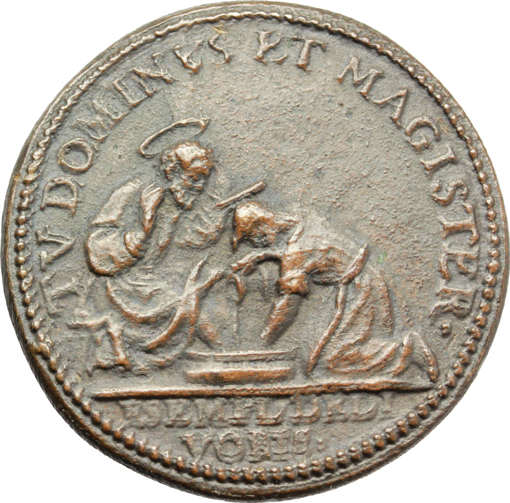 Reverse image of coin 768
