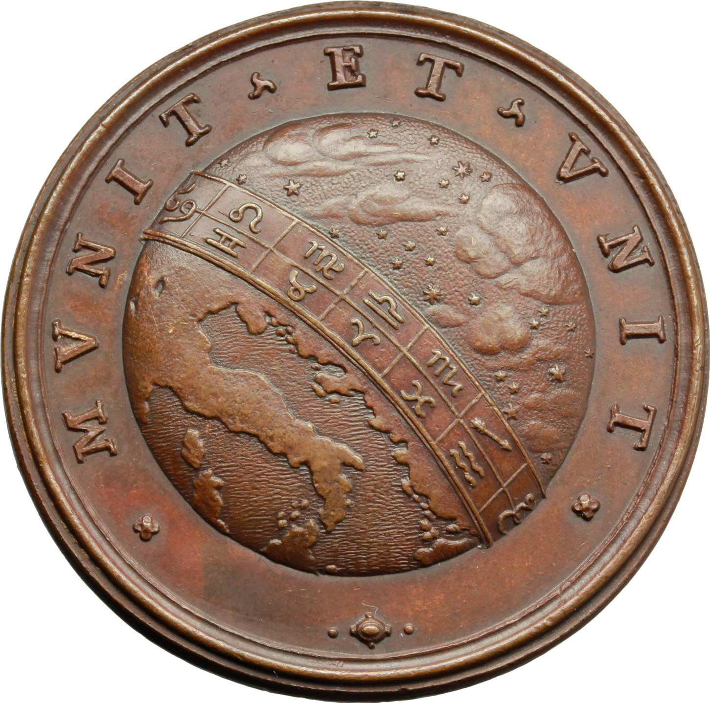 Reverse image of coin 773