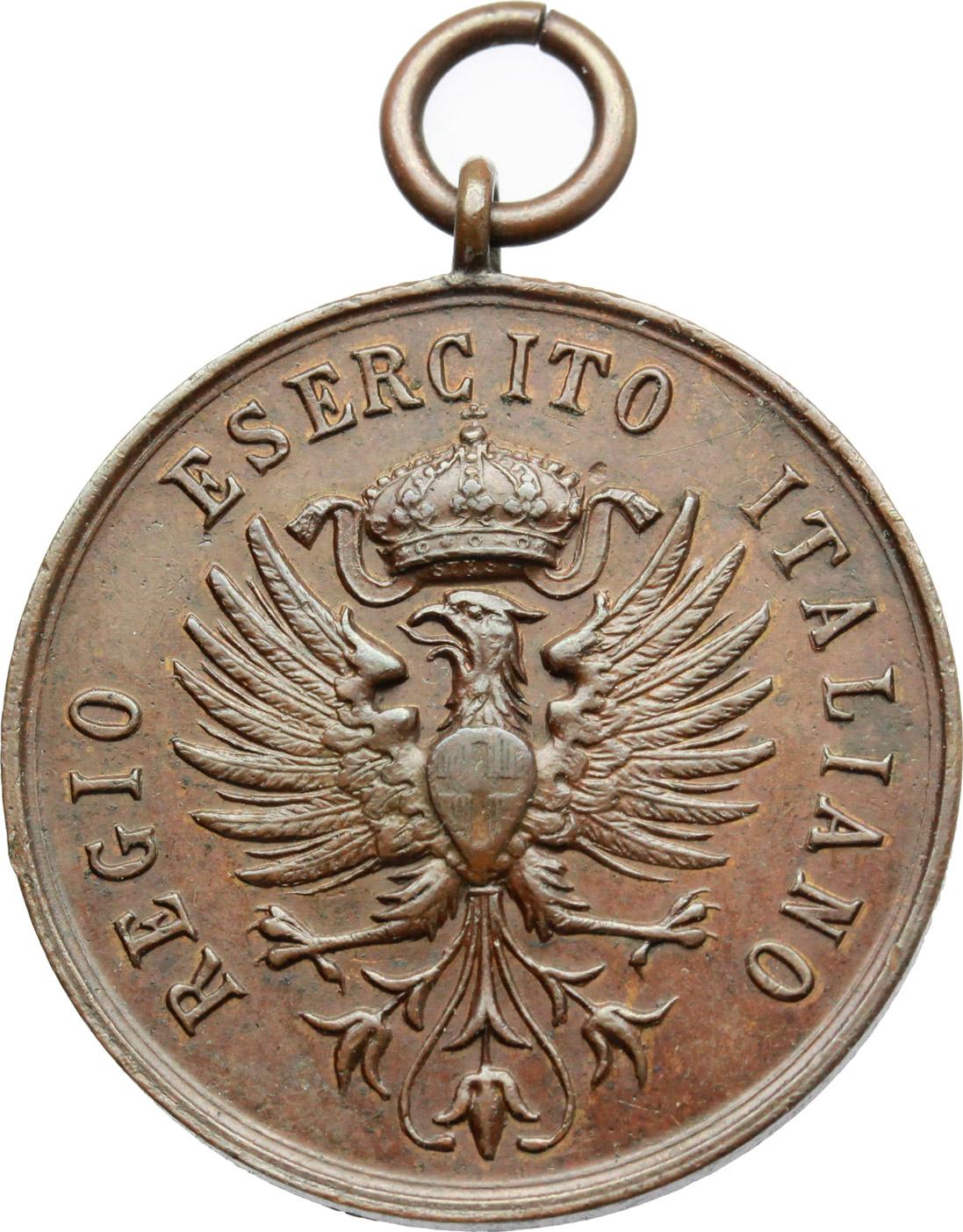 D/ Vittorio Emanuele III (1900-1943). Medaglia Regio Esercito Italiano. Gare ginnico sportive.     AE.   mm. 30.20    qSPL.