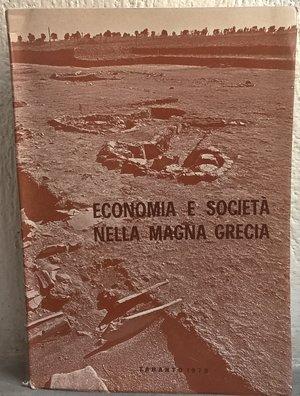 D/ AA. VV. – Metaponto. Atti del dodicesimo convegno di studi sulla Magna Grecia. Taranto, 8-14 ottobre 1972. Napoli, 1973. pp. 466, tavv. 43 importante
