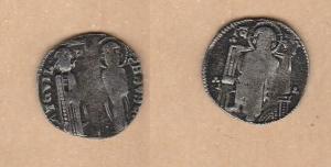 D/ LEVANTE (1268-1275) Grosso a nome Lorenzo Tiepolo ag Lunardi CS1 B/MB