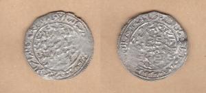 D/ YEMEN, Rasuliden, Almuraffar Yusuf (1249-1295) Dirham ag Album 1102 BB