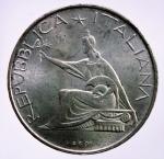 D/ Repubblica Italiana. 500 Lire 1961 Unità d'Italia. Ag. qFDC.§