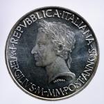 D/ Repubblica Italiana. 500 Lire 1981 Virgilio. Ag. FDC.§